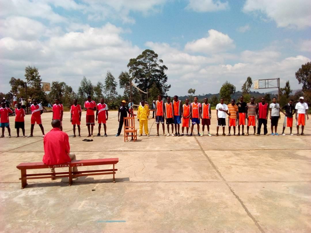 Rencontre des jeunes ACC de Matana, Gisozi et Rusaka