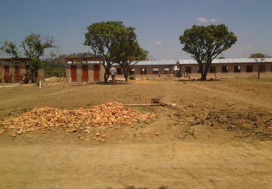 Les activités de construction du Camp Nyankanda sont à un niveau très satisfaisant!