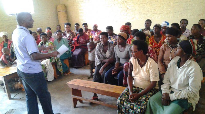 Le COPED se lève contre la Tuberculose et le VIH/SIDA
