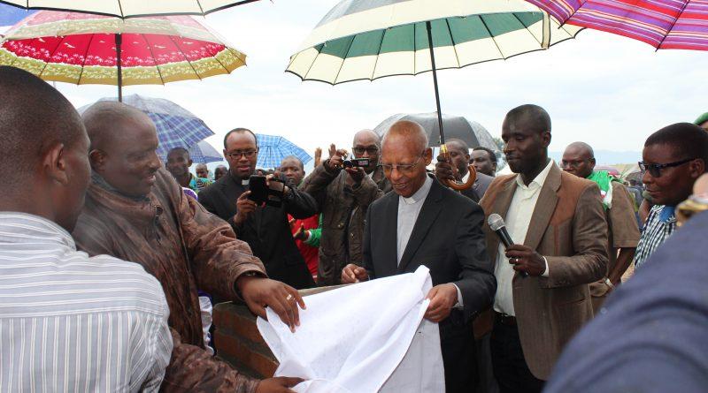 Lancement officiel des activités de construction du complexe scolaire de Nyanza-Lac