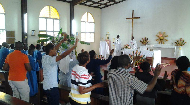 Echange des vœux du nouvel an 2019 par le personnel du COPED Bujumbura