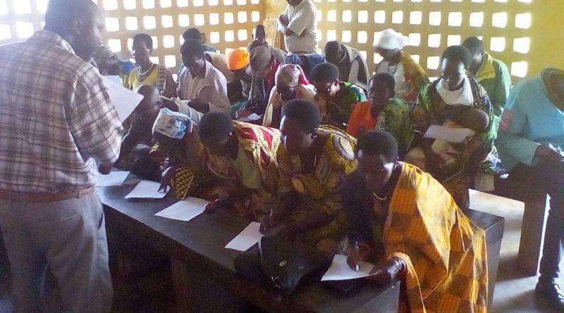 Identification des Agents de Santé Communautaire dans la province sanitaire de Bujumbura