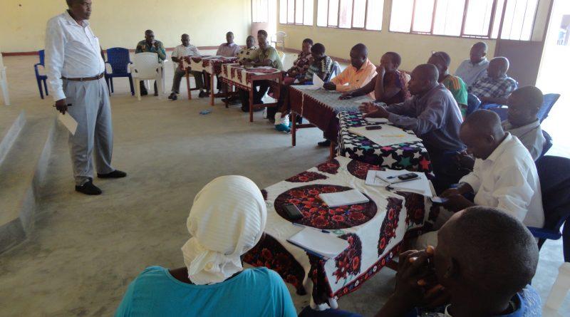 COSA : Atelier de sensibilisation sur le processus de planification du Centre de Santé