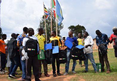 Le COPED renforce la cohésion sociale et l'entrepreneuriat chez les jeunes en commune Bweru